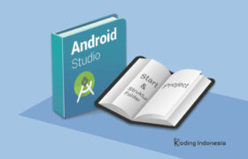 Membuat Project dan Structur Folder di Android Studio