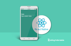 Props dan State di React Native