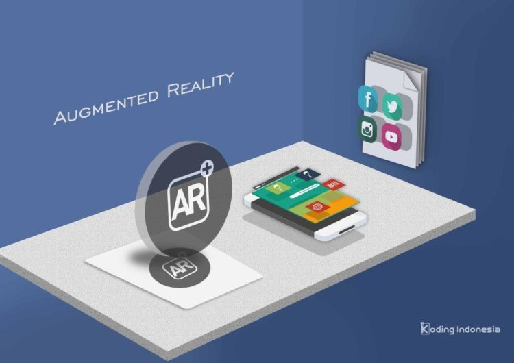 Bagian 1 Augmented Reality