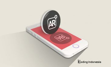 Augmented Reality - Button Rotasi