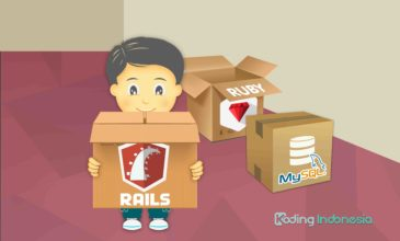 Membuat database mysql di ruby on rails - os windows