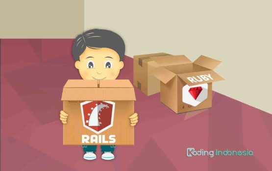 Tutorial Ruby on Rails di Windows