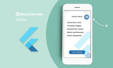20. Flutter Effects - Membuat Animasi Staggered Menu 1